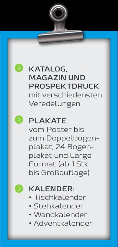 KS-Printsolution Leistungen